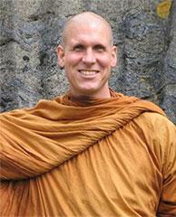 Ajahn Chandako, abbot of Vimutti Buddhist Monastery